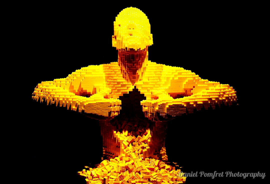 Nathan Sawaya, Art of the Brick, LEGO, Sculptures, 2013982